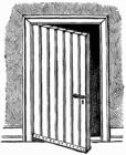 Tür, Pforte